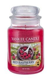 Yankee Candle Red Raspberry Świeczka zapachowa 623 g