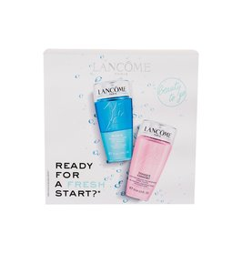 Lancôme Bi-Facil Płyn do demakijażu oczu 75 ml + Tonik Tonique Confort 75 ml