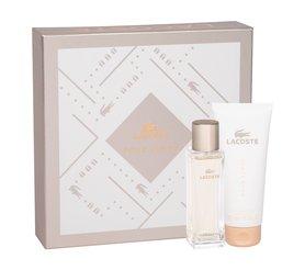 Lacoste Pour Femme woda perfumowana 50ml + Mleczko do ciała 100 ml