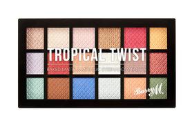 Barry M Eyeshadow Palette Tropical Twist Cienie do powiek 16,2 g
