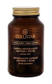 Collistar Pure Actives Anticellulite Capsules Kapsułki antycellulitowe do ciała 14 szt