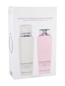 Lancôme Galatée Confort Mleczko do demakijażu Galatee Confort 400 ml + Tonik Tonique Confort 400 ml