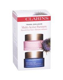 Clarins Multi-Active Krem do twarzy na dzień 50 ml + Krem na noc 50 ml