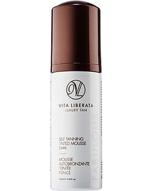 Vita Liberata Fabulous Self Tanning Tinted Mousse odcień Dark 100 ml