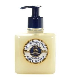 L´Occitane Shea Butter Ultra Rich Hand & Body Wash Krem do mycia 300 ml