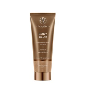 Vita Liberata Body Blur Instant Skin Finishing Makeup do ciała odcień Medium/Latte 100 ml