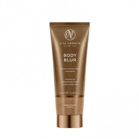 Vita Liberata Body Blur Instant Skin Finishing Makeup do ciała odcień Dark/Mocha 100 ml