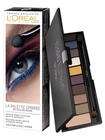 L´oréal Paris Color Riche La Palette Ombrée Odcień  Smoky 7 g