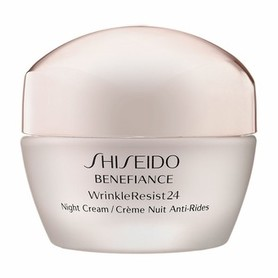 Shiseido BENEFIANCE Wrinkle Resist 24 Night Cream Krem na noc 50 ml