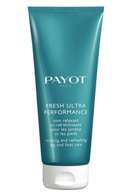 Payot Fresh Ultra Performance Leg And Foot Care Żel na zmęczonych nóg i stóp 200 ml