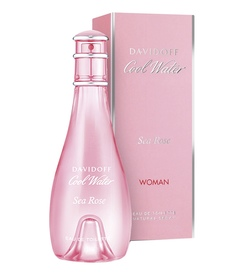 Davidoff Cool Water Sea Rose woda toaletowa 100 ml