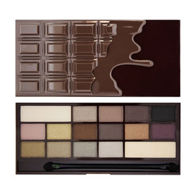 Makeup Revolution I Love Makeup Death By Chocolate Palette Paleta Cieni do powiek 22 g