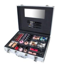 2K Beauty Unlimited Train Case Zestaw kosmetyków Kuferek W 63,2 g