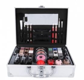 2K All About Beauty Train Case Zestaw kosmetyków Kuferek W 60,2 g