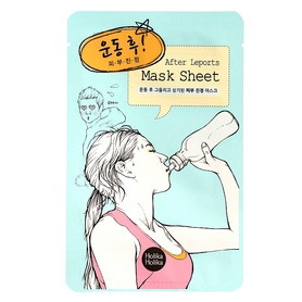 Holika Holika Mask Sheet Maska w płacie After Leports-po treningu 1szt