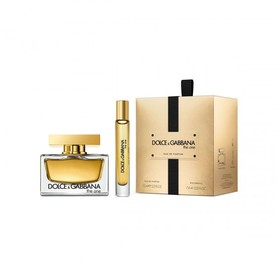 Dolce&Gabbana The ONE woda perfumowana 75 ml + Edp 7,4 ml