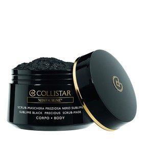 Collistar Nero Sublime Sublime Black Precious Scrub-Mask Peeling do ciała 450 g