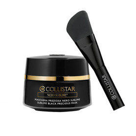 Collistar Nero Sublime Sublime Black Precious Mask Maseczka do twarzy 50 ml
