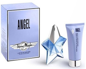 Thierry Mugler Angel EDP 50 ml + 100 ml Balsam