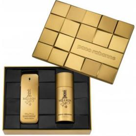 Paco Rabanne 1 Million woda toaletowa  100 ml + Dezodorant 150 ml