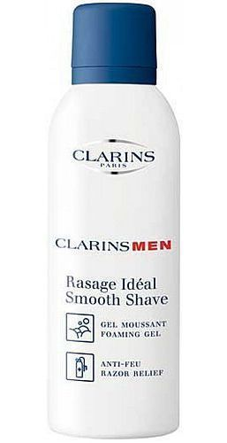 CLARINS Men Smooth Shave Pianka do golenia 150 ml