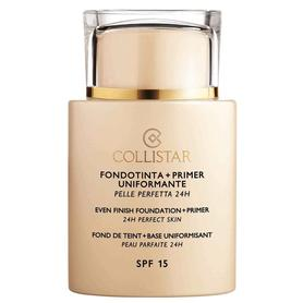 Collistar Evening Foundation + Primer SPF 15 35 ml odcień 3 Sand