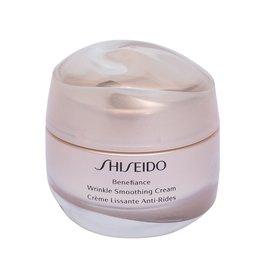 Shiseido Benefiance Wrinkle Smoothing Krem do twarzy na dzień 50 ml