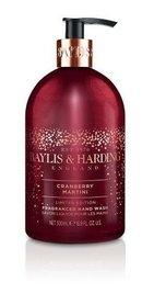 Baylis & Harding Cranberry Martini Mydło w płynie 500 ml