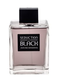 Antonio Banderas Seduction in Black woda toaletowa 200 ml