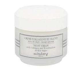 Sisley Night Cream With Collagen And Woodmallow Krem na noc 50 ml