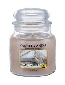 Yankee Candle Warm Cashmere Świeczka zapachowa 411 g