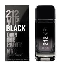 Carolina Herrera 212 VIP Men Black woda perfumowana 50 ml