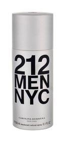 Carolina Herrera 212 NYC Men Dezodorant w sprayu 150 ml