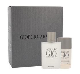 Giorgio Armani Acqua di Gio woda toaletowa 100 ml + 75ml sztyft