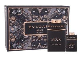 Bvlgari Man In Black woda perfumowana 100 ml + Edp 15 ml