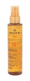 NUXE Sun SPF10 Tanning Oil Olejek do opalania ciała 150 ml