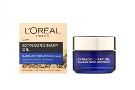 L'oreal Paris Extraordinary Oil Night Krem Maska na noc 50 ml