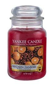 Yankee Candle Mandarin Cranberry Świeczka zapachowa 623 g
