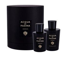 Acqua di Parma Sandalo woda perfumowana 100 ml + Żel pod prysznic 200 ml