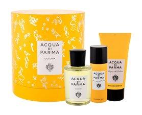 Acqua di Parma Colonia woda kolońska 100 ml + Żel pod prysznic 75 ml + Dezodorant 50 ml