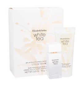 Elizabeth Arden White Tea woda toaletowa 50 ml + Krem do ciała 100 ml