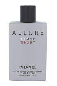 Chanel Allure Homme Sport Żel pod prysznic 200 ml