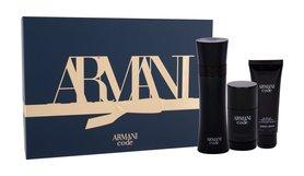 Giorgio Armani Code woda toaletowa 125 ml + Żel pod prysznic 75 ml + Deostick 75 ml