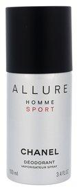 Chanel Allure Homme Sport Dezodorant w spray'u 100 ml