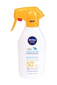 Nivea Sun Kids Sun Spray SPF50+ Preparat do opalania ciała 300 ml