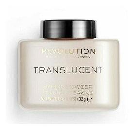 Makeup Revolution London Baking Powder Puder Translucent 32 g