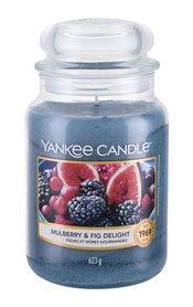 Yankee Candle Mulberry & Fig Delight Świeczka zapachowa 623 g