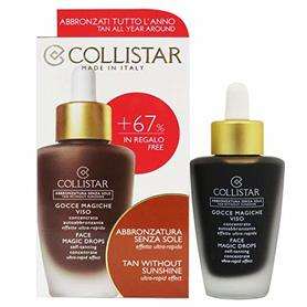 Collistar Tan Without Sunshine Face Magic Drops Samoopalacz 30 ml