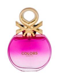 Benetton Colors de Benetton Pink woda toaletowa 80 ml