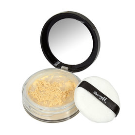 Barry M Ready Set Smooth Banana Puder 5,2 g